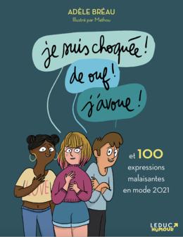 Askip... et autres expressions en mode 2021 - Adèle Bréau - Éditions Leduc