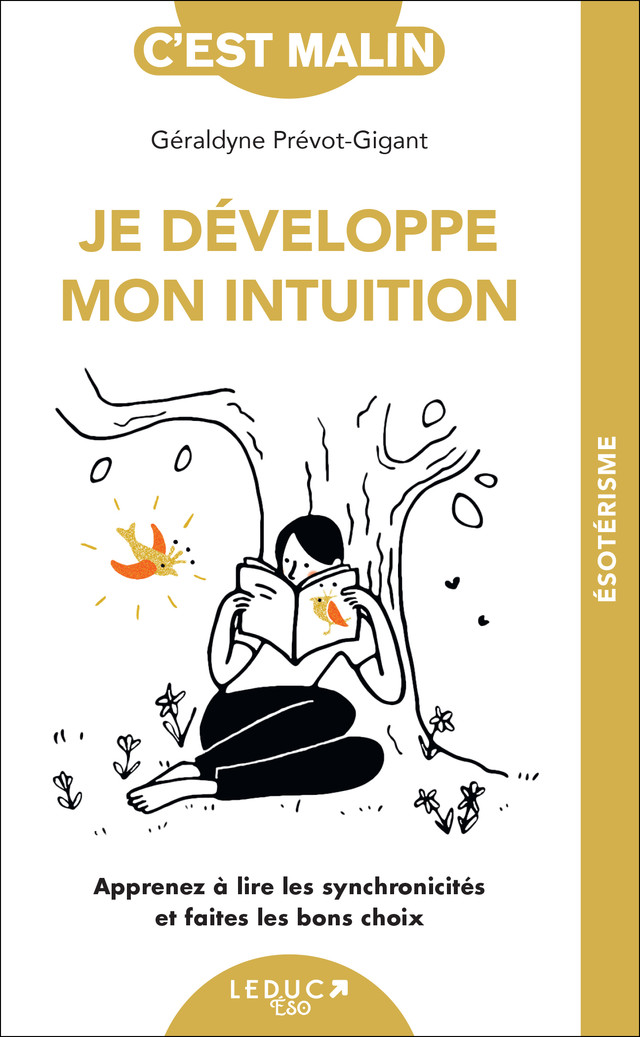 La magie des synchronicités - Géraldyne Prévot-Gigant - Éditions Leduc