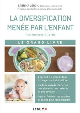 Le grand livre de la DME, la diversification menée par l'enfant - Sabrina Lerch - Éditions Leduc
