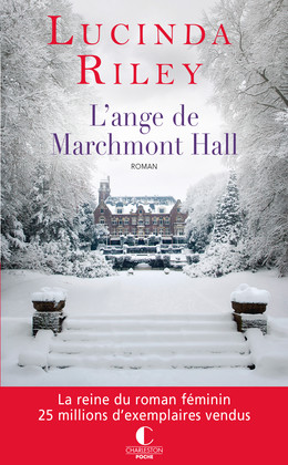 L'ange de Marchmont Hall - Lucinda Riley - Éditions Charleston