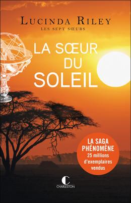 La sœur du soleil - Lucinda Riley - Éditions Charleston