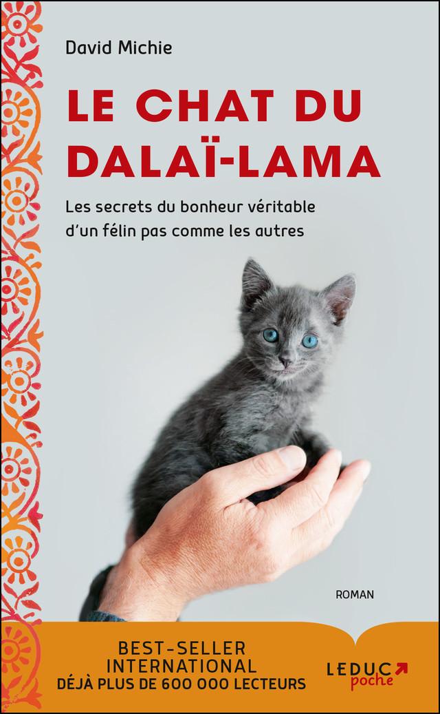 Le chat du Dalaï-lama - David Michie - Éditions Leduc Pratique