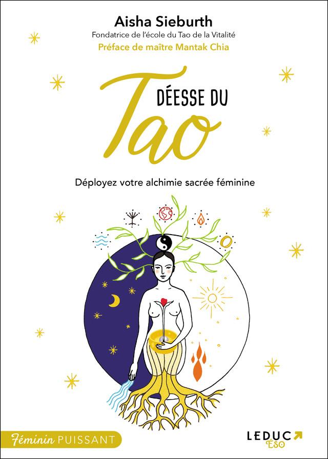 Déesse du Tao - Aisha Sieburth - Éditions Leduc