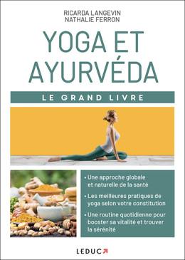 Yoga et ayurvéda - Nathalie Ferron, Ricarda Langevin - Éditions Leduc Pratique