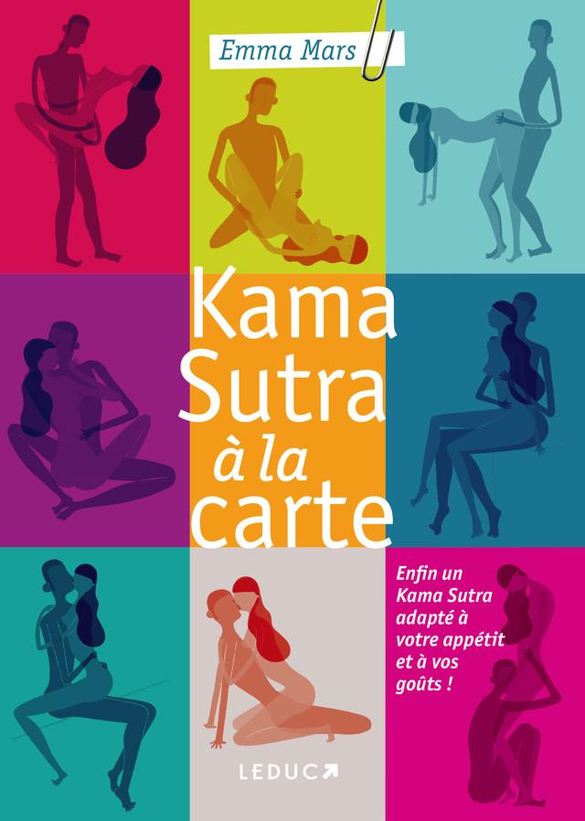 Kama Sutra à la carte - Emma Mars - Éditions Leduc