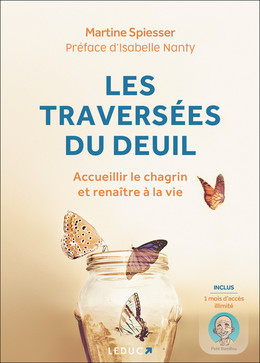 Les traversées en deuil - Martine Spiesser - Éditions Leduc Pratique