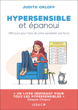 Hypersensible et épanoui - Judith Orloff - Éditions Leduc