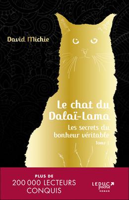 Le chat du Dalai-Lama - David Michie - Éditions Leduc