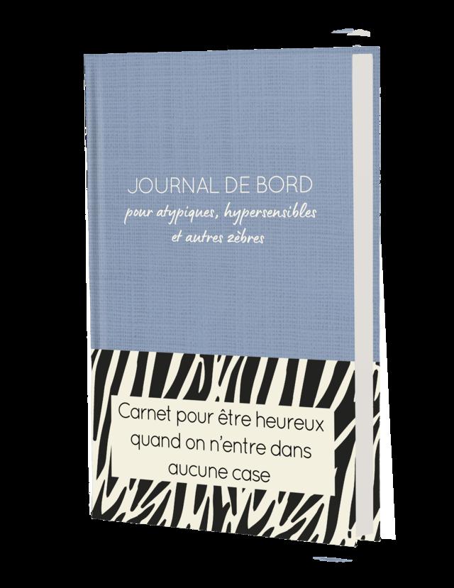 Mon carnet coach hypersensible - William Réjault - Éditions Leduc Pratique