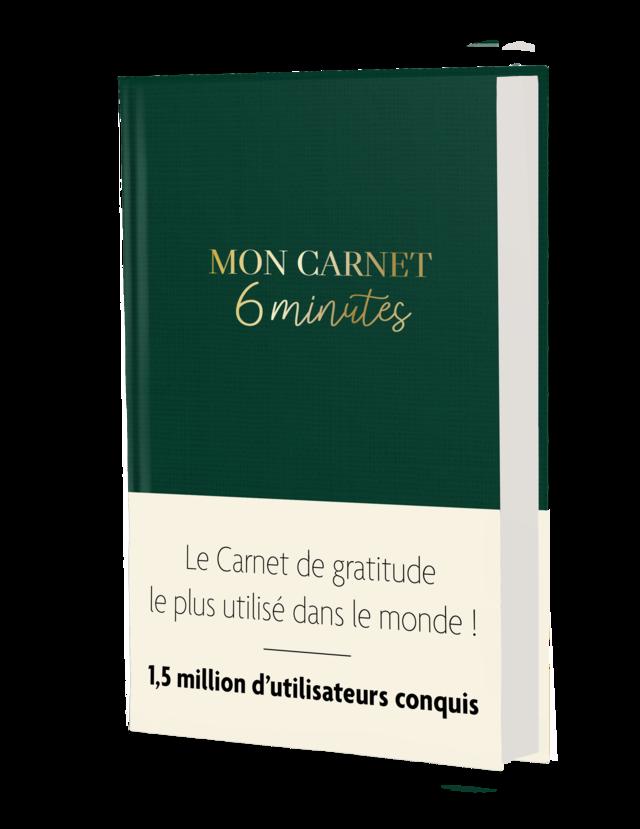 Mon  Carnet 6 Minutes - Dominik Spenst - Éditions Leduc Pratique