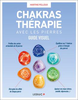 Chakra Thérapie - Martine Pelloux - Éditions Leduc