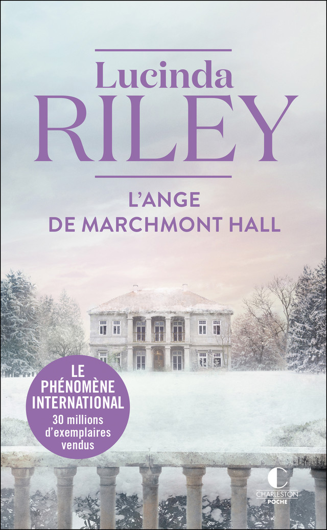 L'ange de Marchmont Hall NE - Lucinda Riley - Éditions Charleston