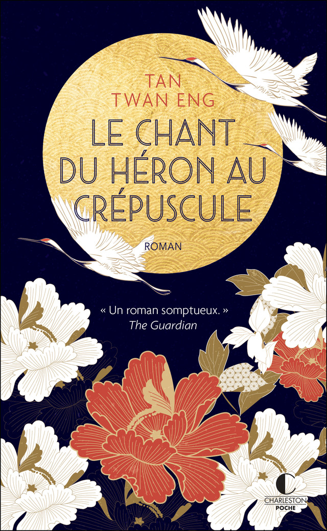 Le jardin des brumes du soir - Tan Twan Eng - Éditions Charleston