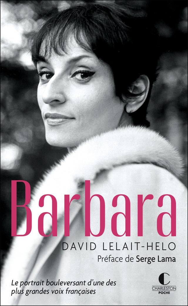 Barbara - David Lelait-Helo - Éditions Charleston