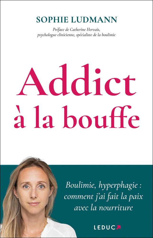 Addict à la bouffe - Sophie Ludmann - Éditions Leduc