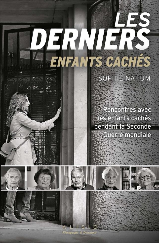 Les enfants cachés - Sophie Nahum - Éditions Alisio