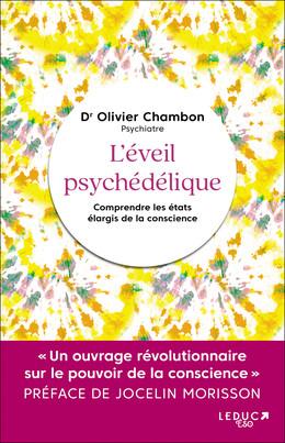 L'éveil psychédélique - Olivier Chambon - Éditions Leduc