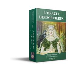 Coffret L'oracle des sorcières - Sally Morningstar   - Éditions Leduc
